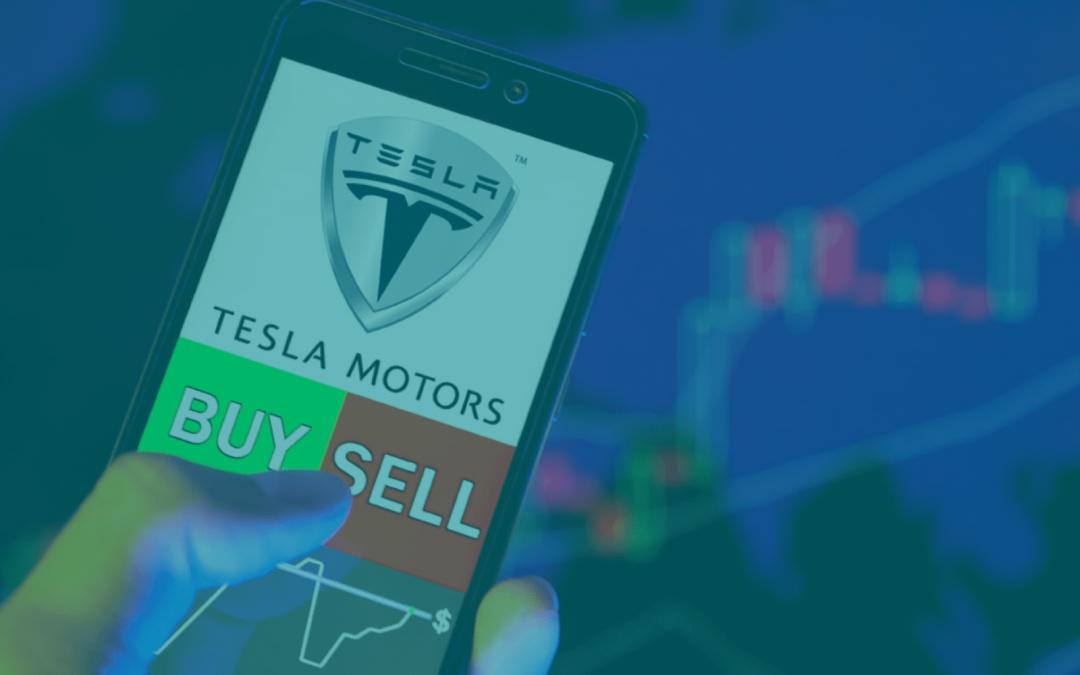 Tesla extends potential Wave 2 around $875